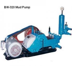 Buy BW-320 MUD PUMP 1280*855*750 30kw Drilling Mud Pumps at wholesale prices