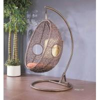 Quality rattan wicker swing hanging egg chair for sale