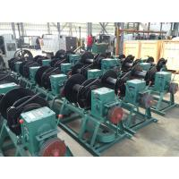 Quality High Efficiency Drill Rig Parts Coring Winch / Wireline Winch JS -1 1500M for sale