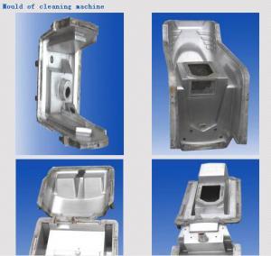 China Rotational moulding plastic srcubber Aluminum rotational mould on sale