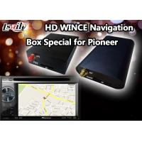 Quality WINCE 6.0 High Definition Car GPS Navigation Box for Pioneer with Touch Screen for sale