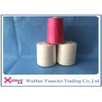 Buy high tenacity heavy duty sewing thread for cloth hair tent , 5000Y Length at wholesale prices
