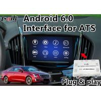 Quality Navigation Android Auto Interface All-in-one Unit for Cadillac ATS ESCALADE with Built-in Mirrorlink , Bluetooth for sale