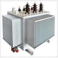 Quality S13 type 10 kV three-phase oil-immersed distribution transformer for sale