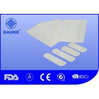Buy cheap Non Woven Wound Care Bandages Adhesive Strips For Cuts 20 Mm X 120 Mm from wholesalers