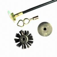 Buy 10 x 920mm PP Drain Rod Set with 100mm Rubber Plunger and 50mm Double-worm Screw at wholesale prices