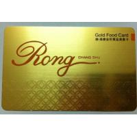 Quality factory price popular business metal card for sale