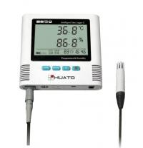 External ±0.1℃  Accuracy Sensor Record 86000  data  Temperature Humidity Data Logger