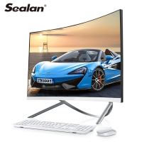 Quality WIFI 2.4GHz I3 3120 Gaming AIO PC Built In Speaker for sale