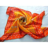 Quality Silk Twill Scarf (HP-C2566) for sale