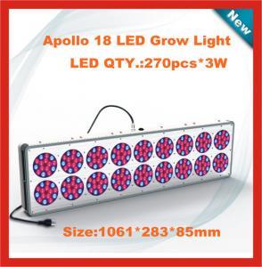100% big discountpower Apollo 18 LED Grow Light AC100~240V