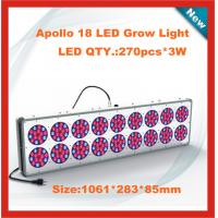 Quality 270*3w Apollo 18 led grow light Greenhouse Garden Plant Grow Lamp Panel Indoor for sale