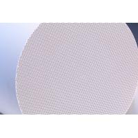 Quality Exhaust Gas Purifier , Diesel honeycomb ceramic filter For Car , motorcycle for sale