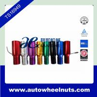 Quality 10.9 Grade Aluminum Colorful Wheel Nut Thread Gauge Checker ISO/TS16949 for sale