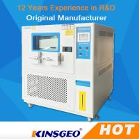 Buy cheap SUS 304 Steel Plate Programmable Temperature and Humidity Test Chamber 12 Months Warranty product