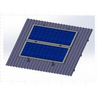 Quality Reliable Structure Metal Roof Solar Mounting Systems For Pitched Roof Solar Panel Rack for sale