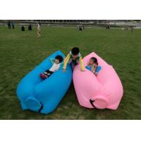 Quality Air Filled Inflatable Air Bag Sofa Furniture Nylon Polyester + PE for sale