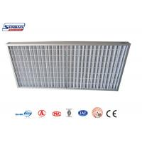 Quality G3 G4 Coarse Efficiency Pre Fiberglass Air Filters For Circuit Board Clean Room AHU System for sale