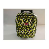 Buy cheap Customized Camouflage Small Hand Luggage Suitcases with Double Roller Design product