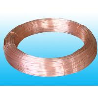 China Refrigeration Copper Tube For Wire-Tube Condenser 4 * 0.7 mm on sale