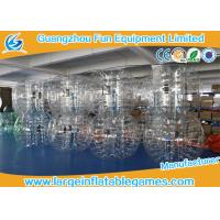 Quality Inflatable Bubble Ball With Logo Printing , Human Bubble Football for sale