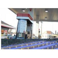 Quality Aluminum Housing LED Canopy Lights IP65 For Gas Station / Parking Garage for sale