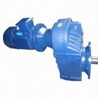 China Helical Gear Box/Speed Reducer, FF87-Y100L4-3.0-87.89-M4 on sale