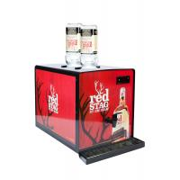 Buy 50 / 60Hz refrigerated liquor dispenser With Decorative Sticker on 3 sides! at wholesale prices