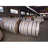 Quality 2B BA 303 Cold Rolled Stainless Steel Metal Strips Thickness 0.3 - 3.0mm for sale