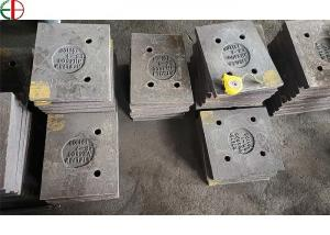 Quality High Manganese Steel Ball Impact Mill Crusher Spare Parts Liner Plate for sale