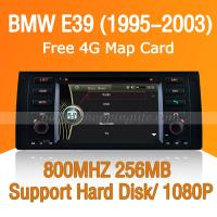 China 7 Inch Car Stereo with GPS ISDB-T CAN Bus for BMW M5/ E39/ E53 on sale