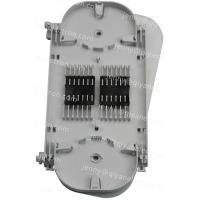 Buy cheap 24 cores optical fiber splice tray with Multilayer Structure product