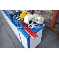 China PLC Computer Control Shutter Door Roll Forming Machine , Automatic Roll Forming Equipment on sale