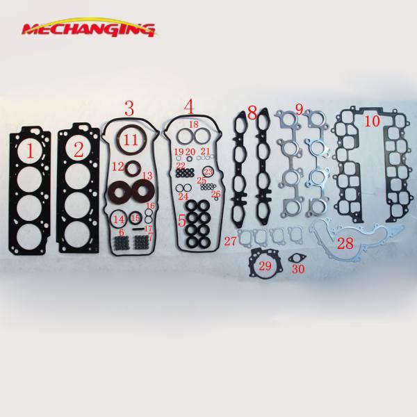 Buy 2UZFE For TOYOTA LAND CRUISER 100 and LEXUS LX (UZJ100) 470 Full Set Engine Gasket Engine Overhaul Kits Car 04111-50120 at wholesale prices