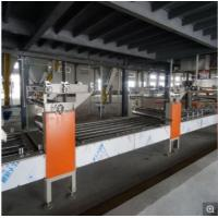 Quality High Strength Exterior Wall Fiber Cement Board Making Machine Fully Automatic for sale
