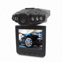 Quality HD Car Black Box with Night Vision, Wide Viewing Angle, Rotatable Screen, High-speed Recording for sale