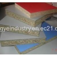 Quality Laminated Particle Board Supplier From Rongye Industry for sale