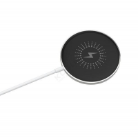 Quality Electromagnetic 15W Magsafe Wireless Charging Pad 9V2.22A for sale
