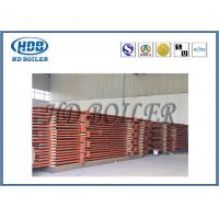 Metal Consumption Reduction Superheater And Reheater For Industrial Boilers