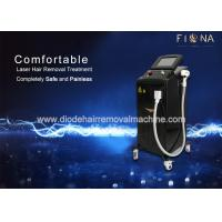 Quality 755Nm 808Nm 1064Nm Permanent Hair Removal Device 600W Power Face Lifting for sale