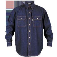Quality personalised mens Uniform Work Shirts stand collar for spring , autumn for sale