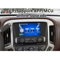 Buy Upgarde Car Multimedia Android Video Interface GPS Navigation for Chevrolet Silverado Mylink System at wholesale prices