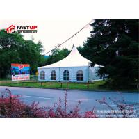 Buy cheap Smooth Finishing Colorful Festival Party Tent For Swimming Pool Luxurious from wholesalers