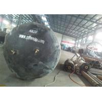 China Easily Operated Inflatable Rubber Balloon Of Culvert Concrete Column on sale