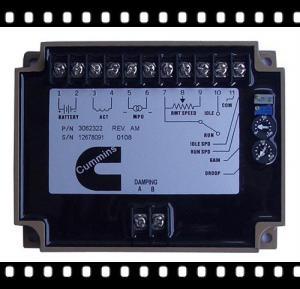 Quality CUMMINS SPEED GOVERNOR3062322,AUTOMATIC VOLTAGE REGULATOR,AVR for sale