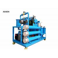 Buy cheap On-line Tranformer Oil Treatment units,transformer oil filtration dehydration from wholesalers