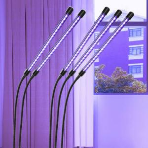 Quality 150s Portable Led Germicidal Lamp 15W Uv Led Light Sterilizer for sale