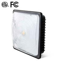 Buy cheap 70 Watt White LED Low Bay Lights 8600lm DLC Listed Surface Mount For Public from wholesalers