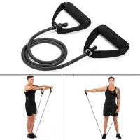China 120cm Elastic Pull Rope ,  Fitness Resistance Bands For Home Yoga on sale