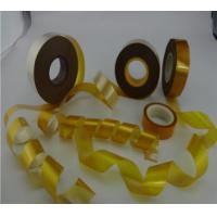 Buy cheap Single Glass Backed High Temperature Mica Tape , Fire Resistant Synthetic Mica Tape from wholesalers